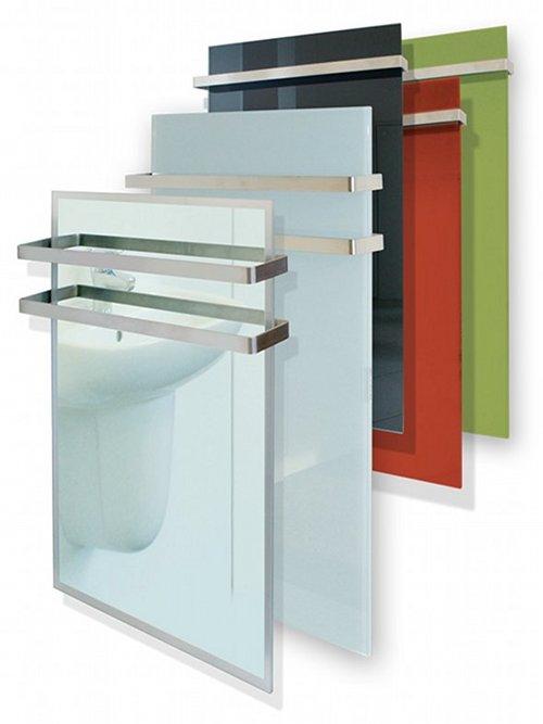 Stikla radiatori un dvieļu žāvētāji - Nerūsējošā tērauda dvieļu turētājs - siltās grīdas