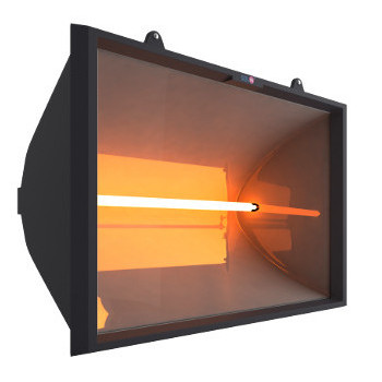 Infrasarkanie sildītāji SOLTECHA - SolDo Glass - siltās grīdas