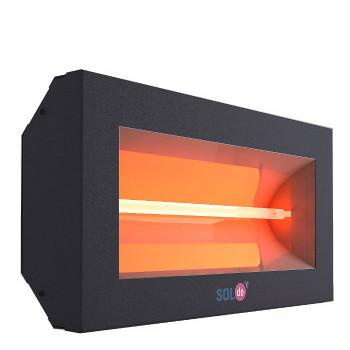 Infrasarkanie sildītāji SOLTECHA - SolDo Halogen 2kW - siltās grīdas