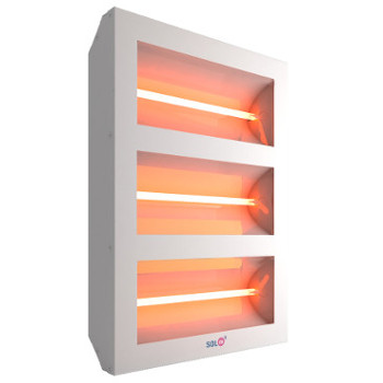 Infrasarkanie sildītāji SOLTECHA - SolDo Halogen 6kW - siltās grīdas