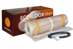 Apsildāmās grīdas ECOFLOOR - Paklāji - siltās grīdas